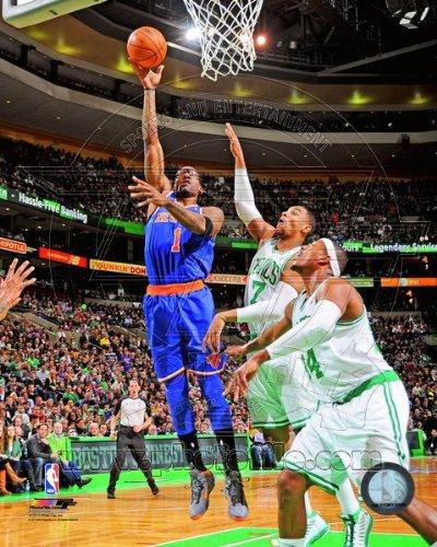 Amare Stoudemire NY Knicks 2013 NBA Action Photo #11 8x10