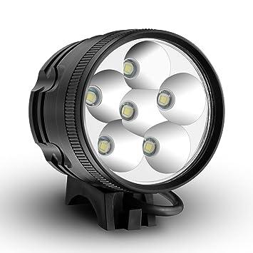 Rechargeable Cree Lumière L Led Kingtop X 6 Avant Xm T6 Vélo 9000 Lumen YyIvf7b6g