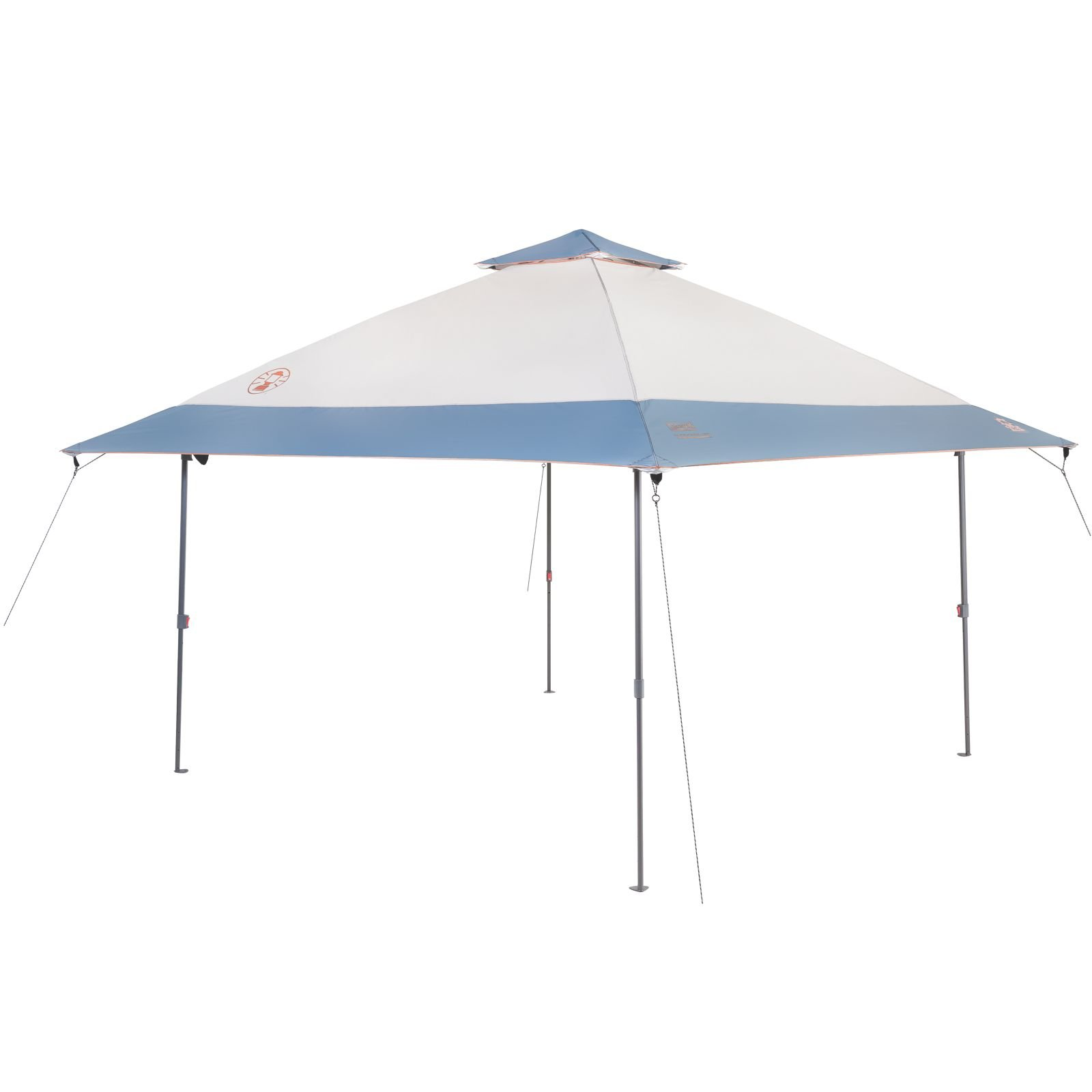 Coleman ALL NIGHT 13' X 13' INSTANT LIGHTED EAVED SHELTER