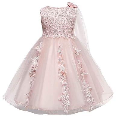 3679060cf17c8 ZOEREA(ゾエレア) ベビーワンピース 子供ドレス 女の子 赤ちゃん 発表会 ドレス フォーマル キッズドレス
