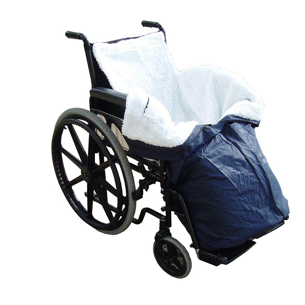 NRS Healthcare forro polar Impermeable Cosy silla de ruedas: Amazon.es: Salud y cuidado personal