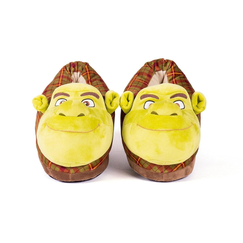 f68f5c523e560 Sleeper z Chaussons Peluche L Ane - Shrek - Homme - Idée Cadeau Original