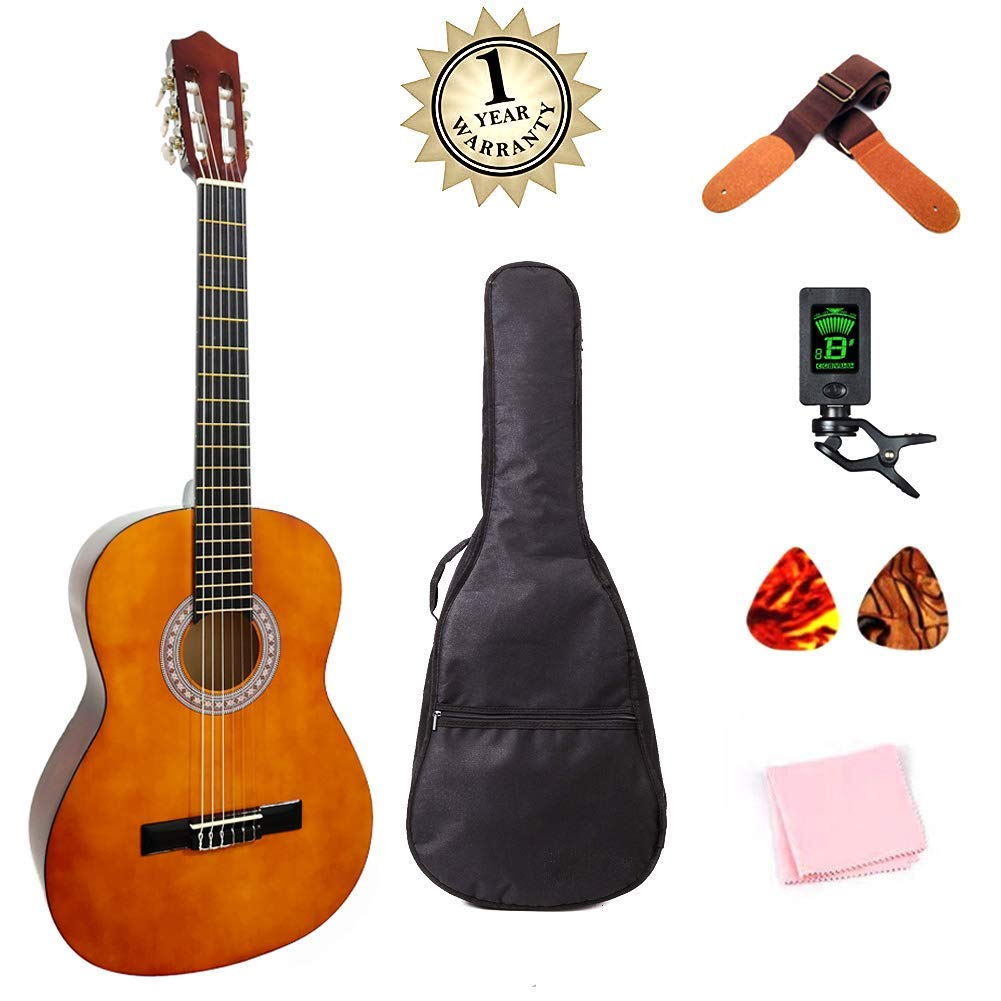 best rated in classical nylon string guitars helpful customer reviews. Black Bedroom Furniture Sets. Home Design Ideas