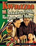 Kwanzaa Activities, Crafts, Recipes, and More! (Holiday)