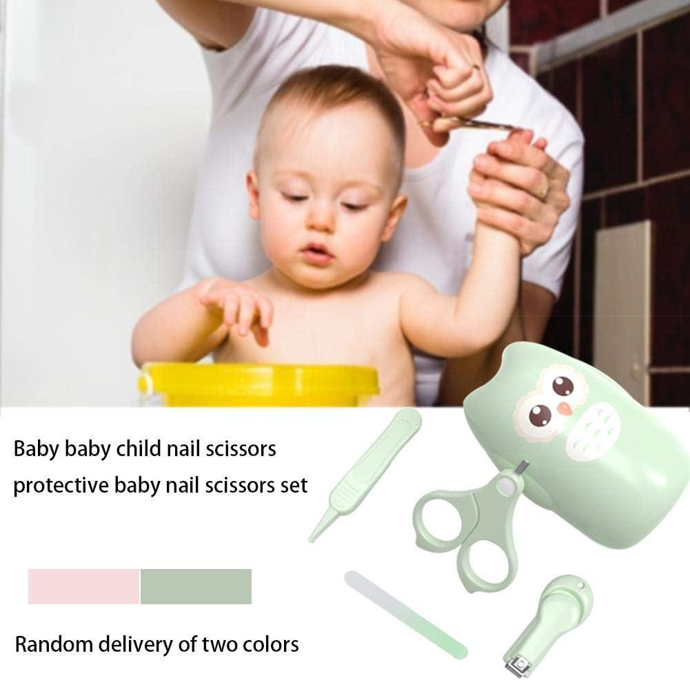 Kit De Lactancia Conjunto De Tijeras para U/ñas De Beb/és Reci/én Nacidos Beb/és Ni/ños Y Beb/és Juego De U/ñas De Seguridad Profesional para Beb/és Set Cuidad Szseven Kit De U/ñas para Beb/és