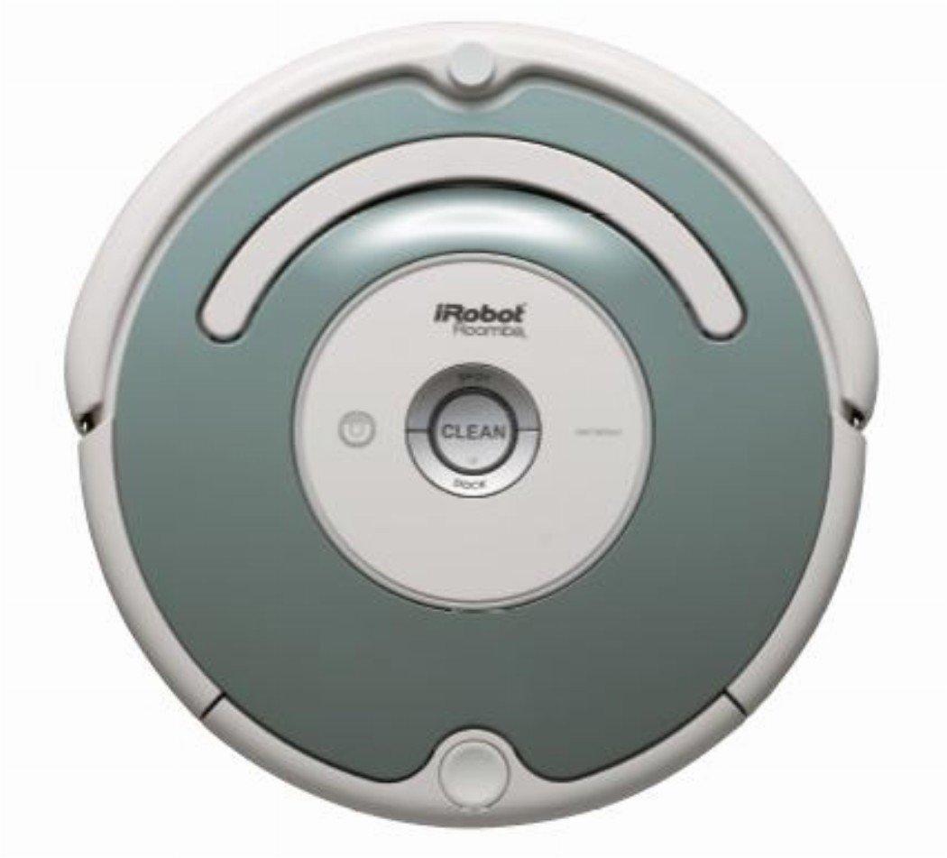 iRobot Roomba 自動掃除機 ルンバ スティールブルー 527J   B007A8F1FO