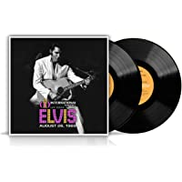 LIVE AT THE INTERNATIONAL HOTEL, LAS VEGAS, NV AUGUST 26, 1969 (BLACK VINYL)
