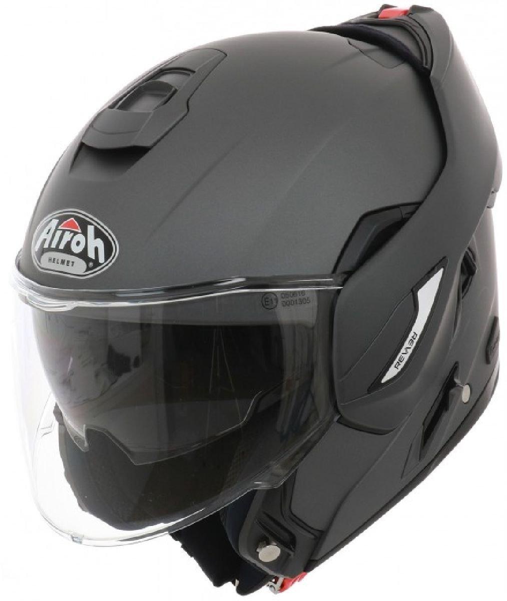 Airoh Helm Rev Color Black Matt S