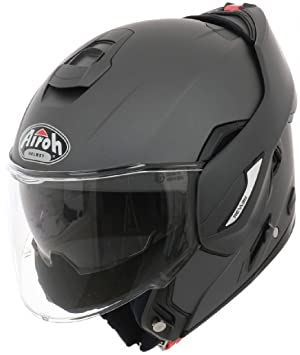 Casco modular Airoh Rev re29 Antracita Mate Talla XXL