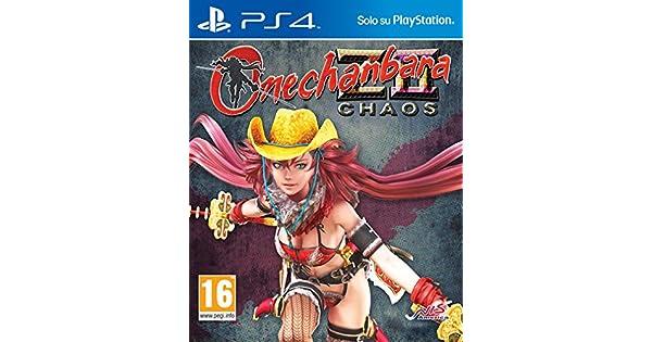 Onechanbara Z2: Chaos [Importación Italiana]: Amazon.es ...