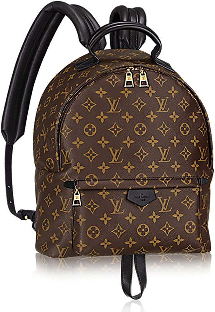 Images For Louis Vuitton Made In France >> Authentic Louis Vuitton Monogram Canvas Palm Springs Backpack Mm Handbag Article M41561 Made In France