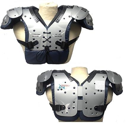 419b22e43 Amazon.com   Douglas Commando Youth Shoulder Pads   Sports   Outdoors