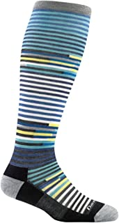 product image for Darn Tough Pixie Knee High Light Cushion Sock - Women's Gray Small