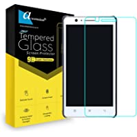 Ascension Curve Tempered For Lenovo K8 Note Gorilla Glass Screen Protector High Premium Quality 9H Hard 2.5D Ultra Clear Set Of 1