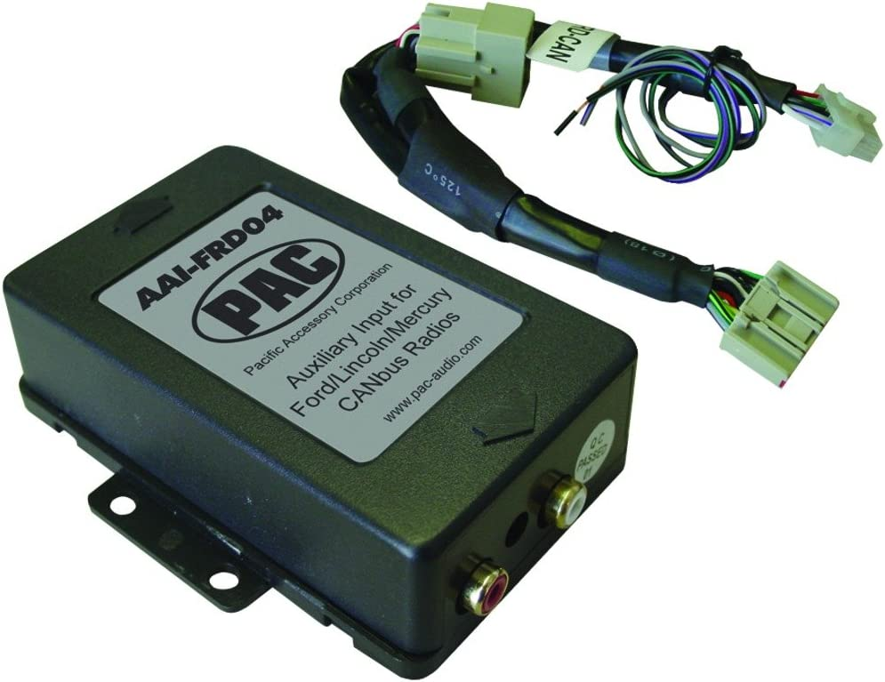 PAC AAI-TY3 Auxiliary Input Adapter for Select Lexus//Scion//Toyota Factory Radios
