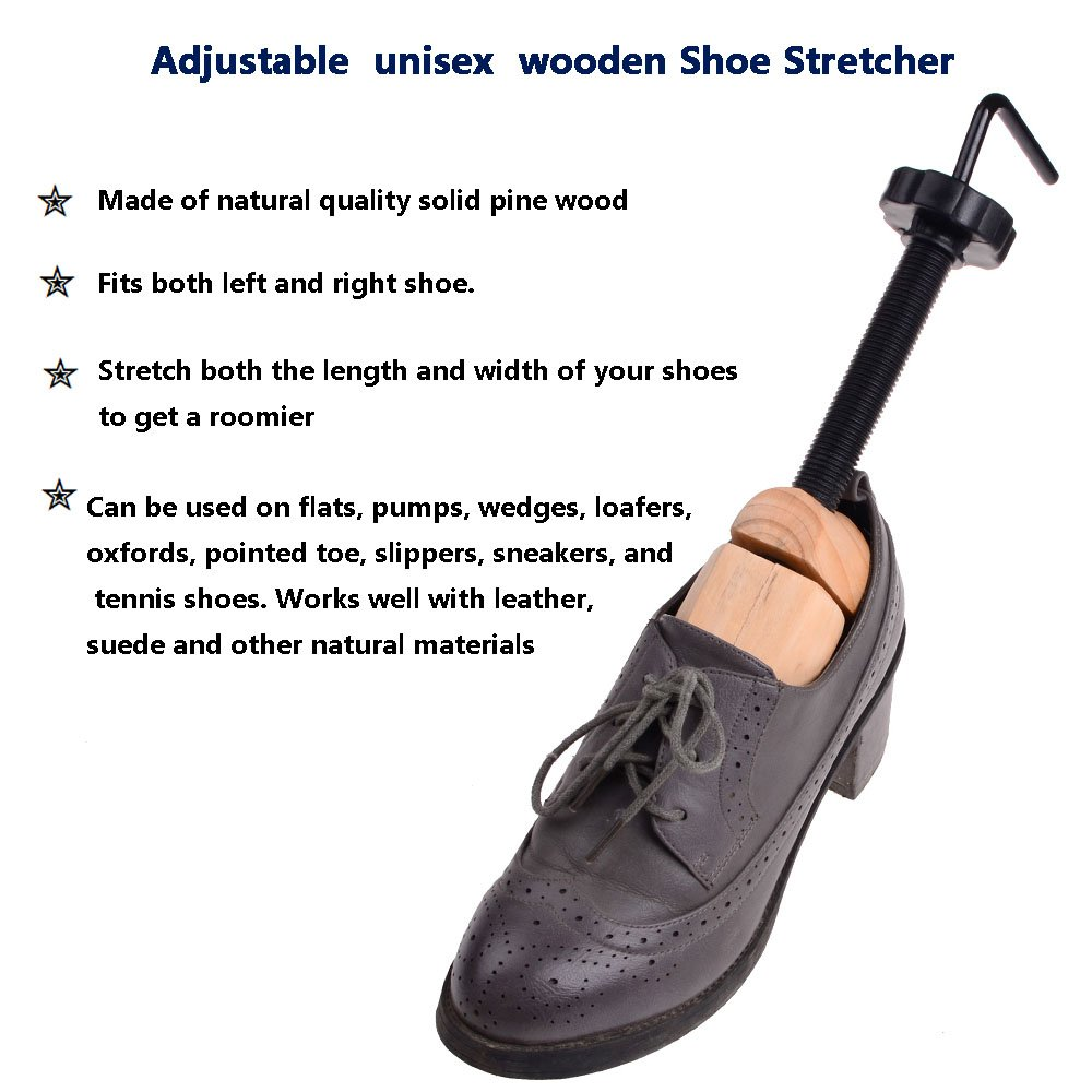 How to distribute tight leather shoes 50