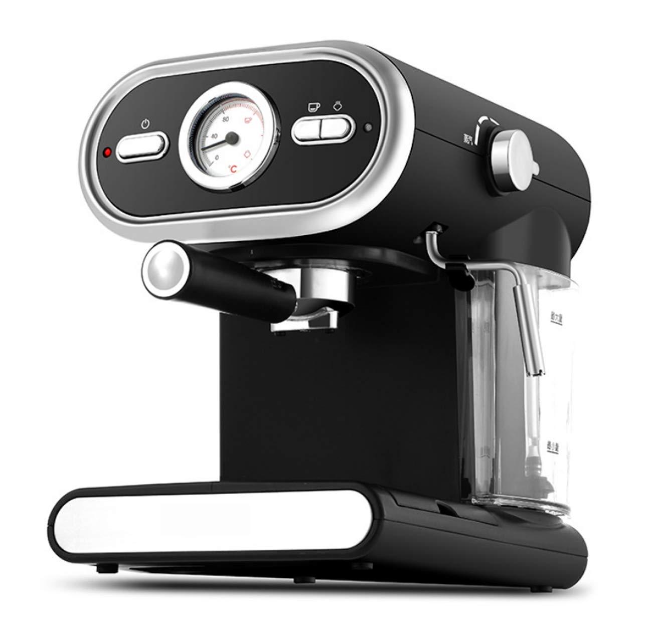 Huaishu Automatischer Visualisierungs Filter Kaffeemaschine Schwarz 1L 100W Schwarz Kaffeemaschine 1841d0