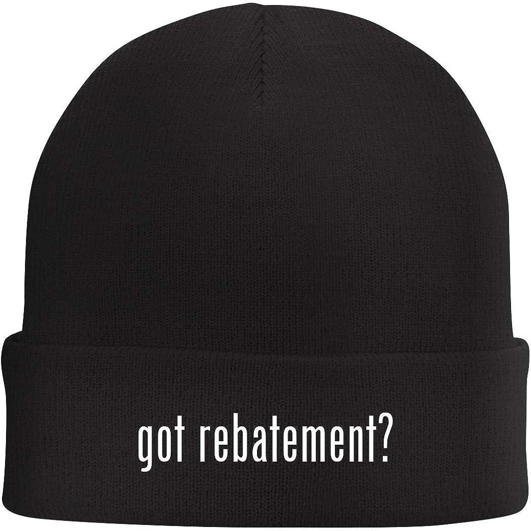 Tracy Gifts got Rebatement? - Beanie Skull Cap with Fleece Liner