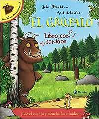 El grúfalo. Libro con sonidos Castellano - A Partir De 0