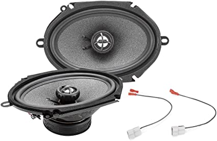 Amazon Com 1997 1998 Ford F 150 Front Door 6 X 8 150 Watt Replacement Upgrade Speakers By Skar Audio Home Audio Theater