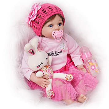 Amazon.com: Seedollia Reborn Baby Doll Group 2 - Muñeca ...