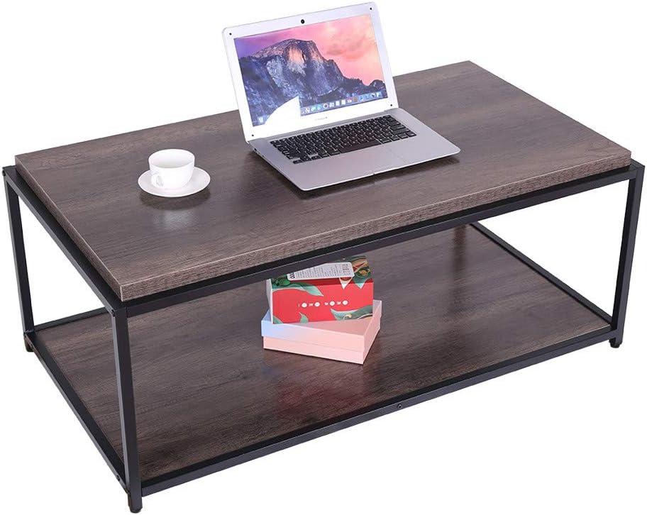 Metal Legs Coffee Table