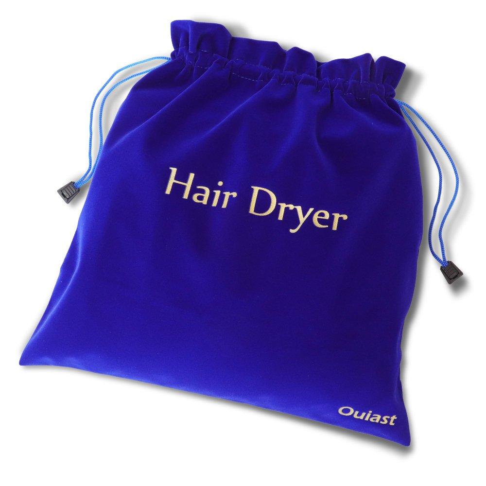 Amazon Com Velvet Bag Extra Big Size 13 5 215 13 5 Inch Hair