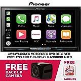DIAS Pioneer AVH-W4400NEX DVD Receiver with Free Bullet Backup Camera
