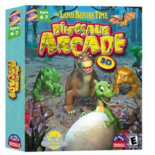 The Land Before Time Dinosaur Arcade - PC/Mac