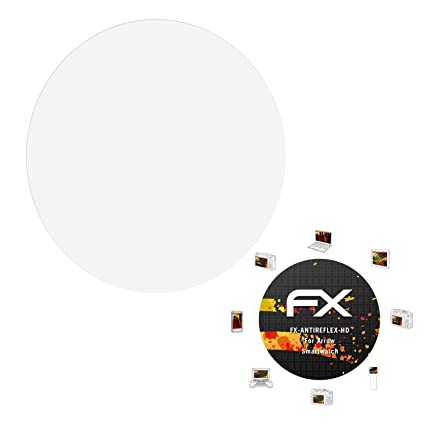 atFoliX Protector Película para Arrow Smartwatch Lámina ...