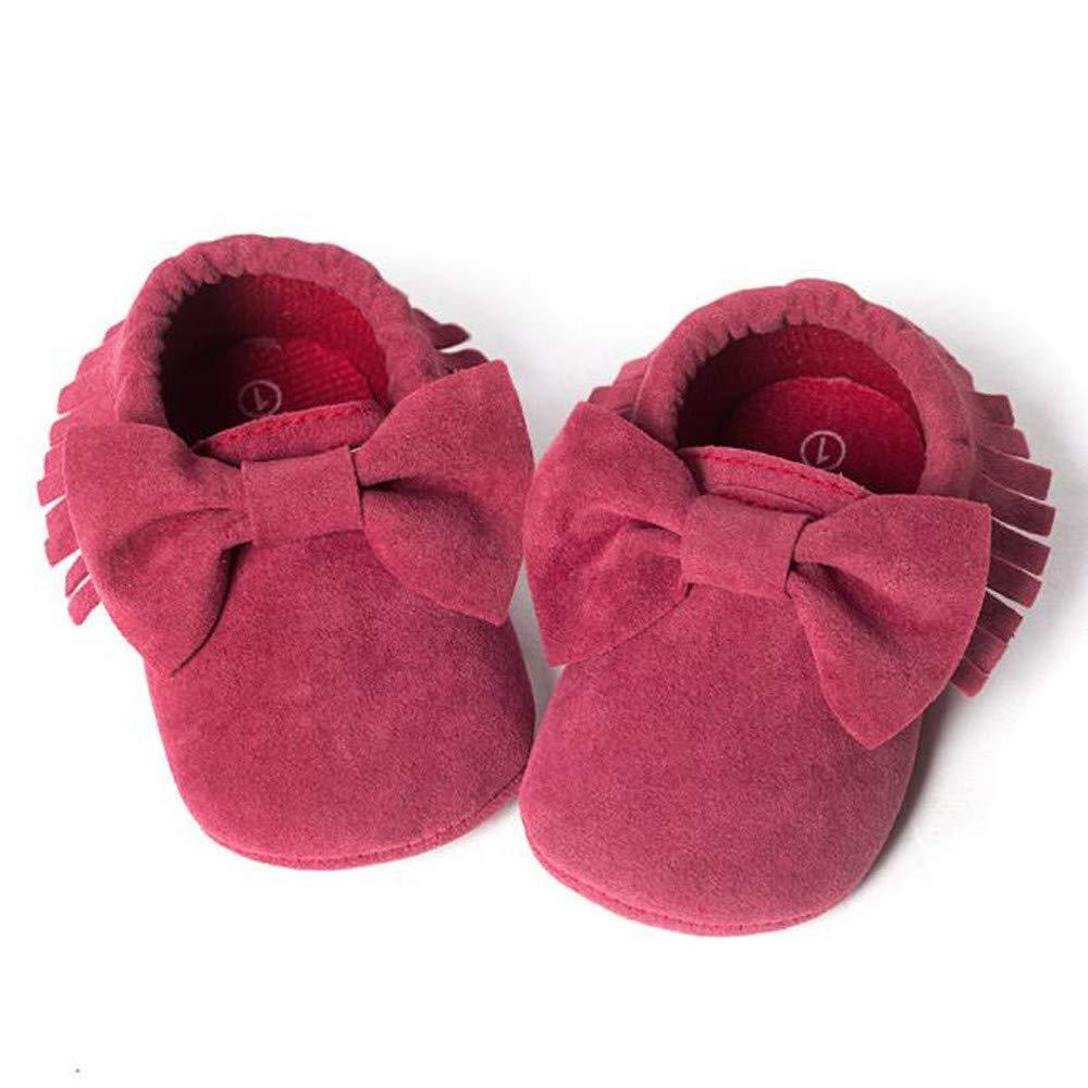 Beikoard - Chaussure Bébé Chaussures à Franges Baskets Enfant Chaussures Premiers Pas Chaussures De Mode