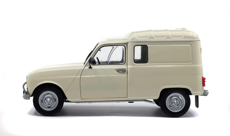 Blanc Voiture Miniature de Collection 1804602 Solido