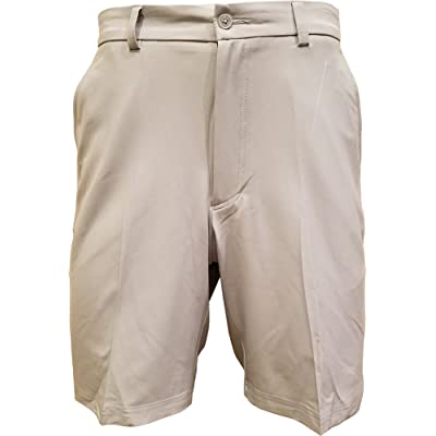 Cypress Club Flat Front Golf Shorts 2020-2057 HIGH Rise - 32: Clothing