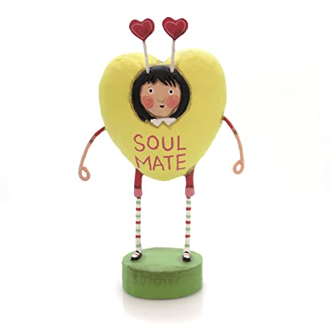Amazon.com: Lori Mitchell Soul Mate polirresina dulce de San ...
