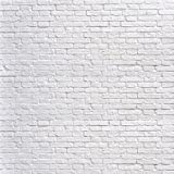 8x8ft(250x250cm) White Brick Wall Photography Backdrops Cloth Seamless Without Wrinkles