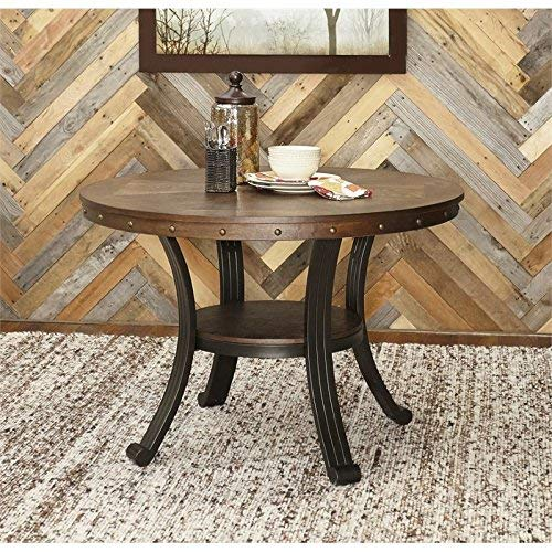 (Powell's Furniture 15D202DT Franklin Dining Group )