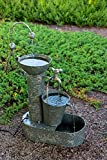 Alpine MAZ186 Tiering Tin Fountain