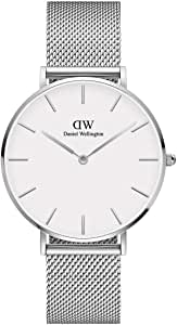 Daniel Wellington Unisex-Adult Quartz Watch analog Display and Stainless Steel Strap, DW00100306