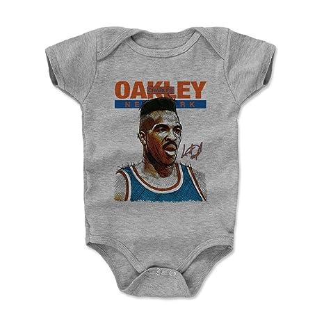 7520a7478632 Amazon.com  500 LEVEL Charles Oakley New York Basketball Baby ...