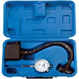 Central Tools 3D102 Dial Indicator Set with On/Off Magnetic Base