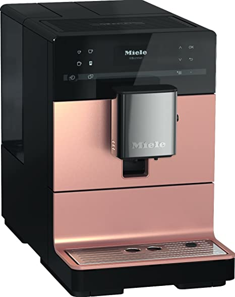 Miele cafetera eléctrica cm 550 watt0 Cu cobre 1.3 litro 220 Watt ...