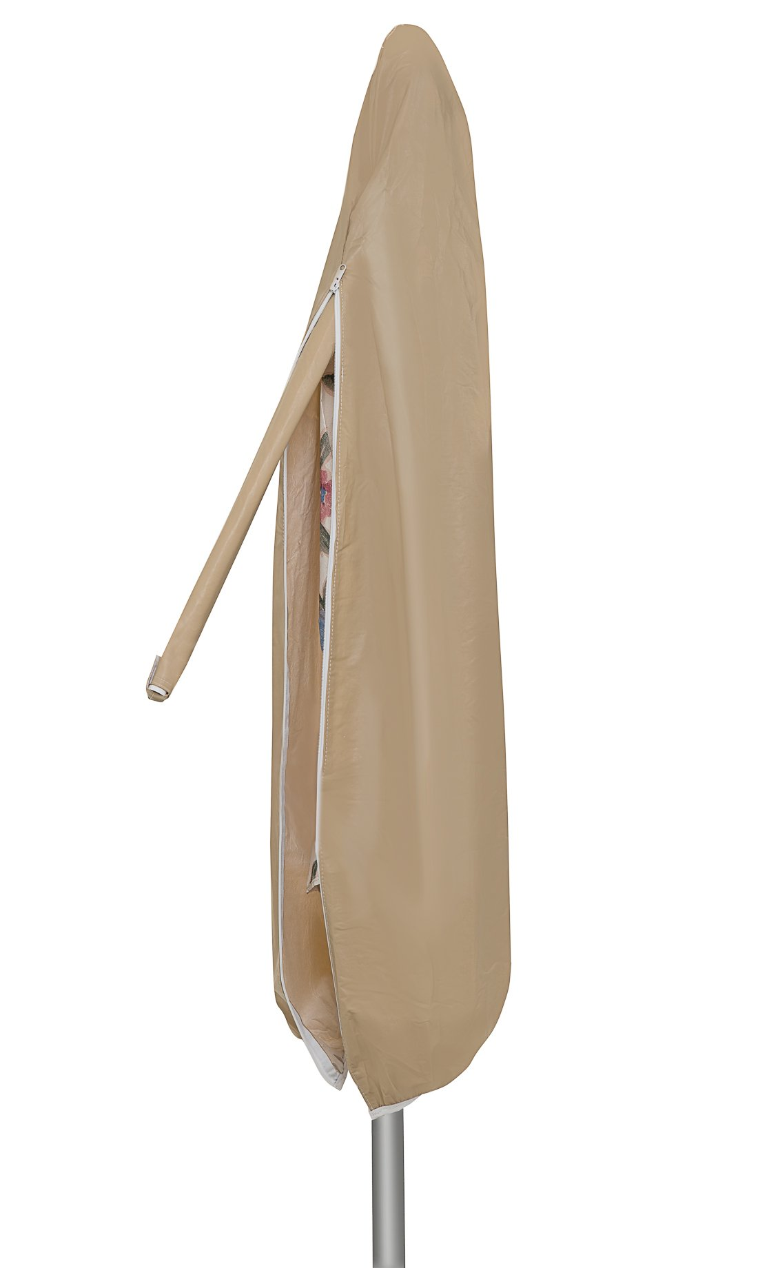 Protective Covers Weatherproof Umbrella Cover, 6 x 8 Feet, Tan