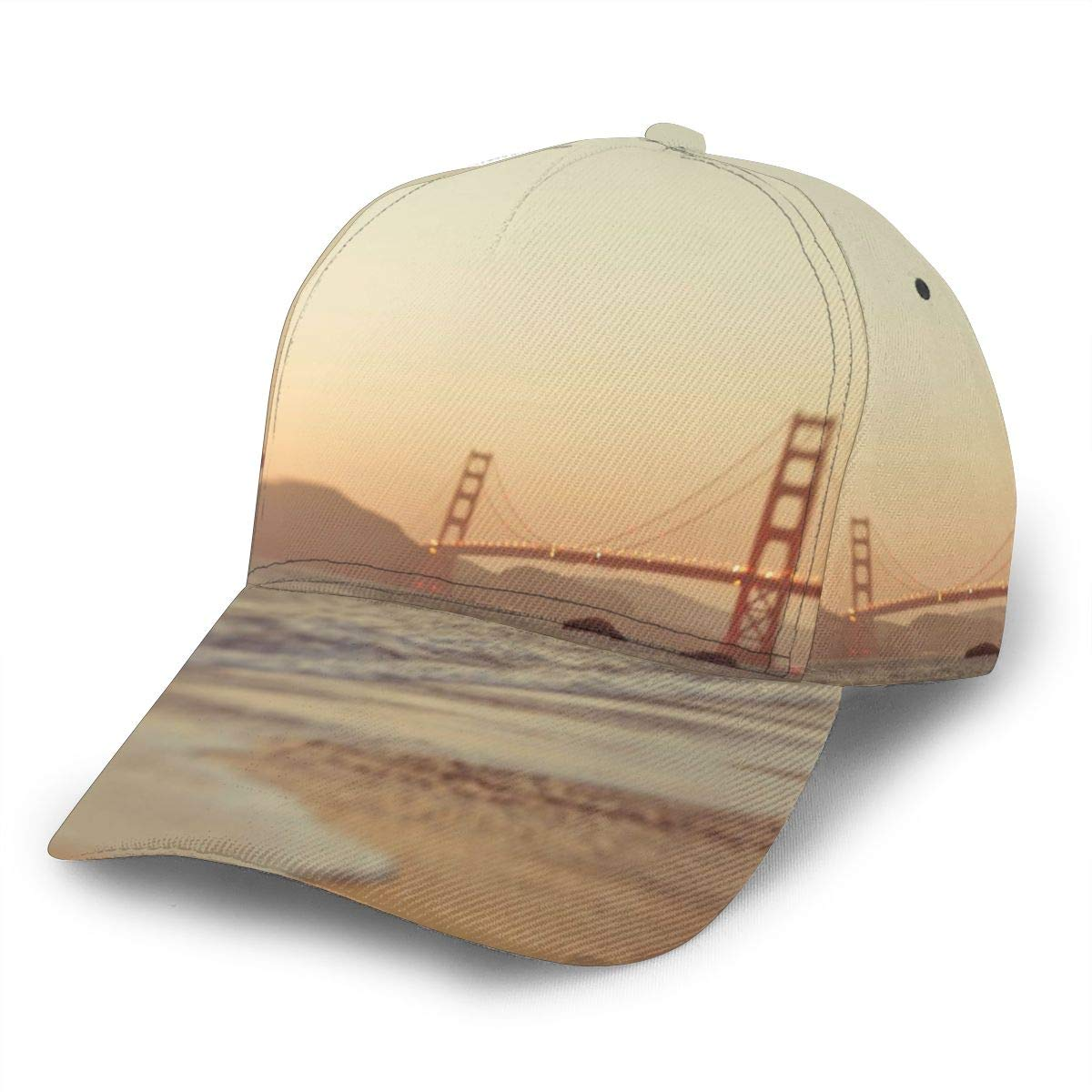 I Left My Heart in San Francisco Gorra de béisbol Ajustable para ...