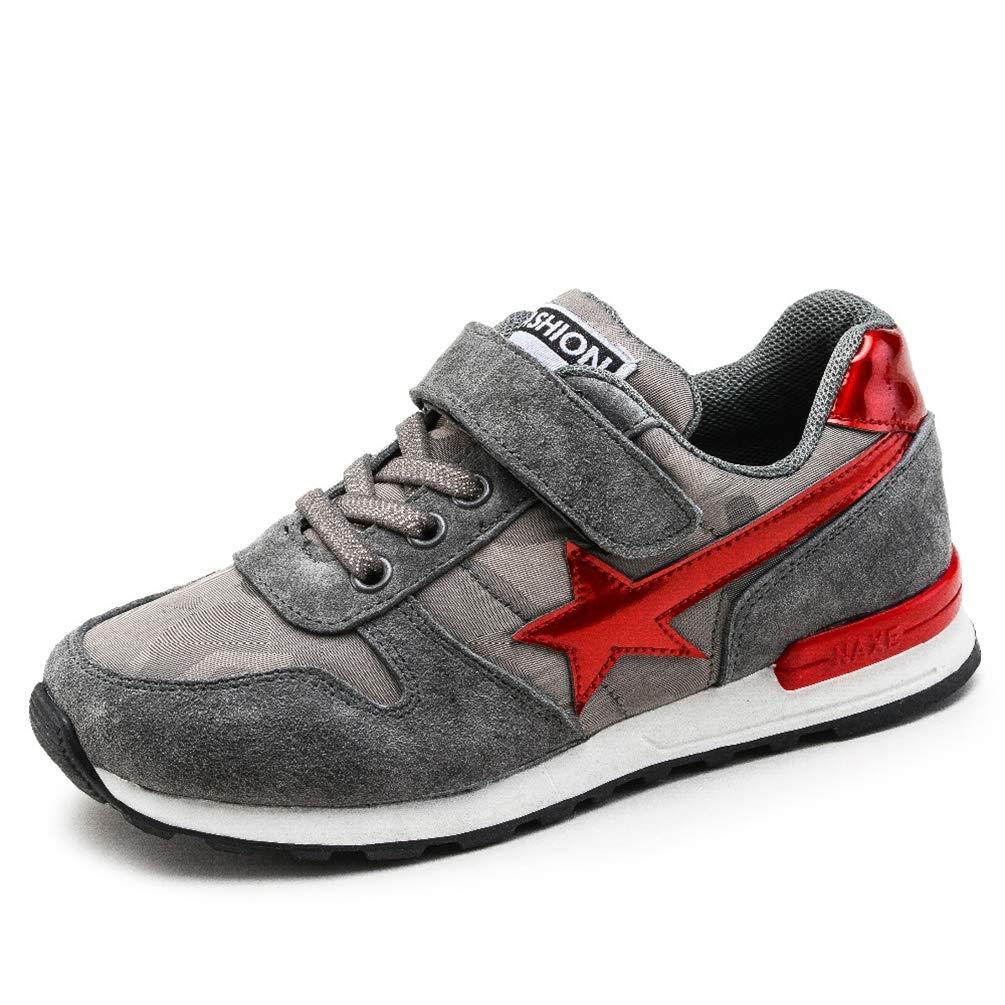 Unisex Zapatillas de Deporte para niños Malla de Moda Zapatillas de Deporte Transpirables Niños Zapatos Deportivos al Aire Libre