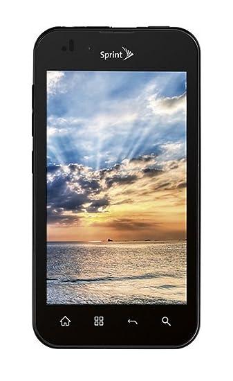amazon com sprint lg marquee ls855 black cdma android smartphone rh amazon com Sprint LG Marquee Review LG Marquee Spec