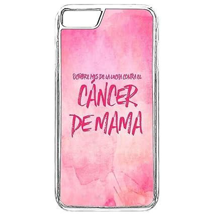 coque iphone 8 ruban cancer