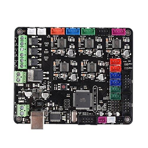 Witbot MKS BASE V1.5 Controller Board Compatible Mega2560 RAMPS1.4 Controller for Reprap 3D Printer