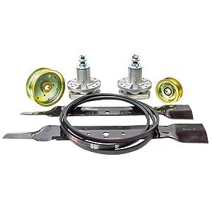 """Replaces John Deere 42"""" John Deere Mower Rebuild Kit L100 L108 L110 L111 L105 L118 106 L1742 14.542GS GX20072 GX20249 GY20050 GY20785"""
