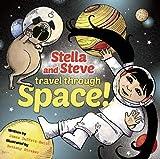 Stella and Steve Travel Through Space!, James Duffett-Smith, 1628738154