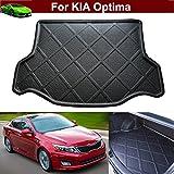 Car Boot Pad Carpet Cargo Mat Cargo Liner Trunk Liner Tray Floor Mat For Kia Optima 2011 2012 2013 2014 2015 2016 2017